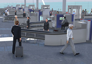 o&i consulting helps airports to plan, design and improve passenger screening operations.