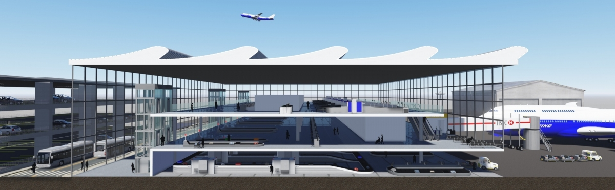 o&i consulting designs and improves end-to-end airport operations