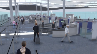 Passenger security screening process improvement