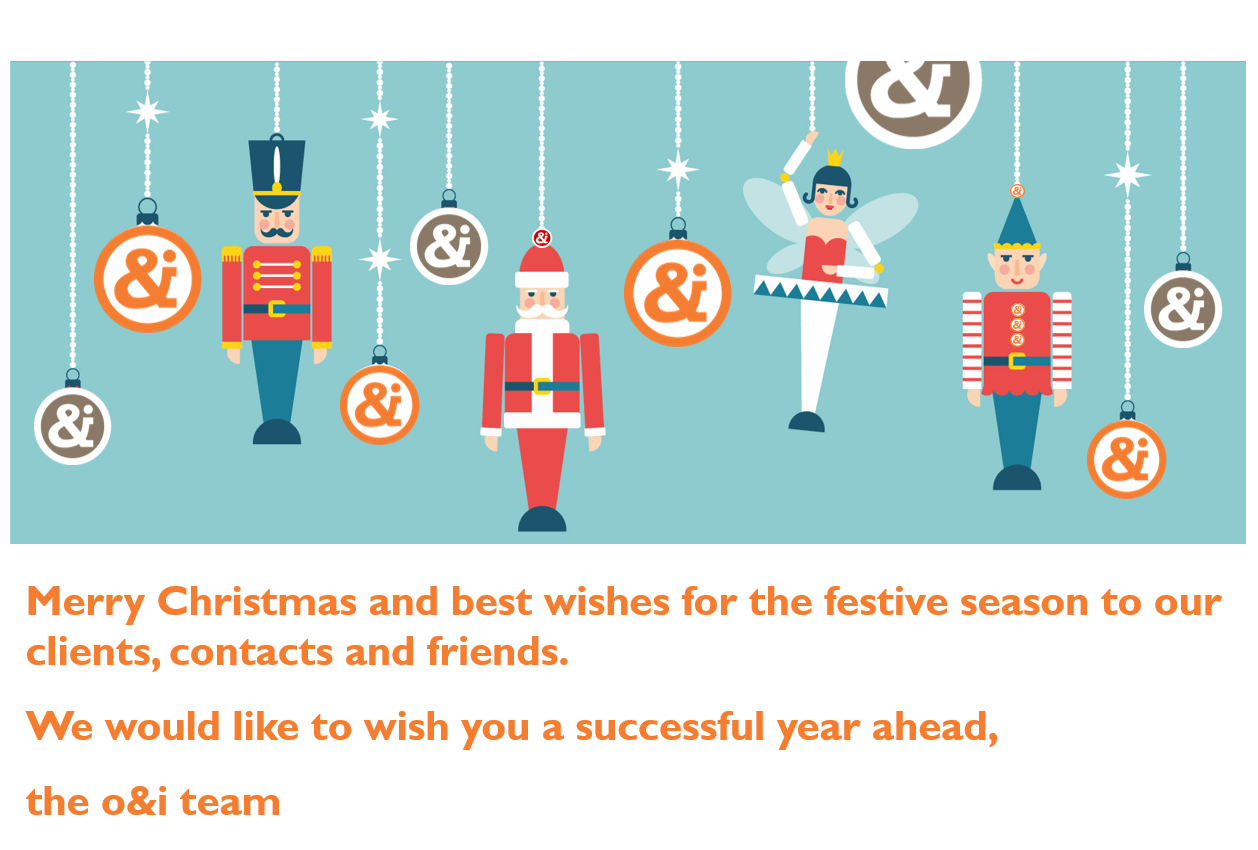Merry Christmas from o&i consulting